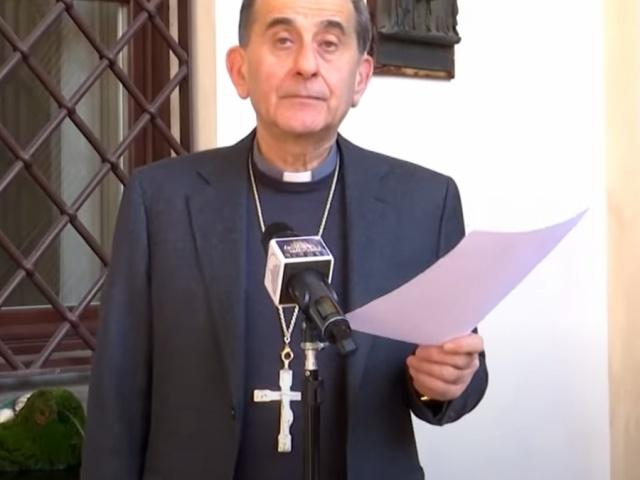 Gli auguri di Pasqua dell'Arcivescovo -VIDEO-